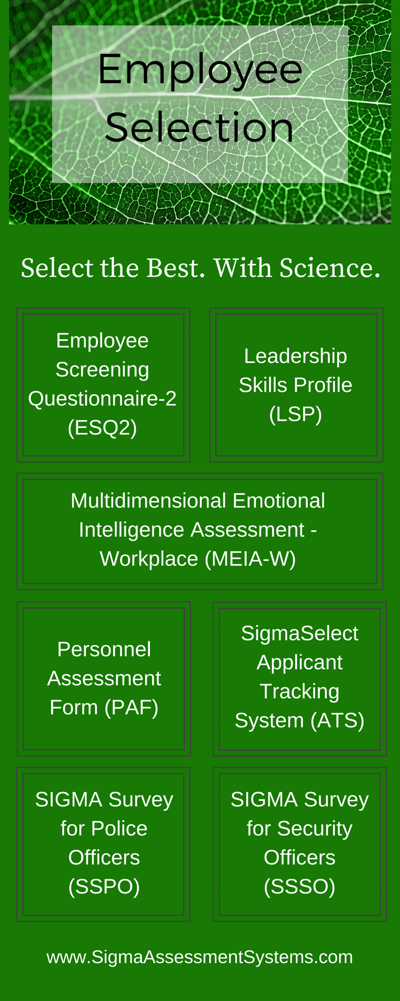 selection test psychological test Psychological testing in personnel selection selectio group is the leading group specialized in executive search and strategic hr consulting in croatia.